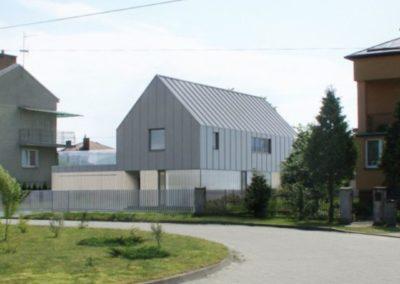 Dom w Lubaczowie